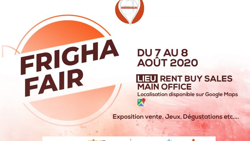 Frigha Fair 2020 et mesures de protection Covid19