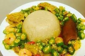 African Food- Placali